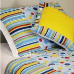 Single Bed Doona Cover, Pillowcase & Cushion
